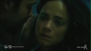 Alice Braga forced sex scene in Queen of the South