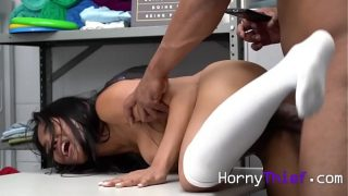 Busty Asian Stealing Whore Fucked By Cop- Jada Kai