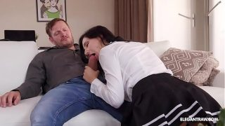 How I Fucked My Step dad,my first fuck