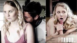 Lily Rader Forced To have sex with her STEPBRO