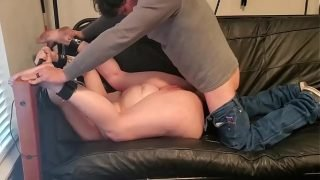 Mom Forced Fucked In Her Ass – Son Forced To Watch