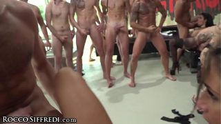 Rocco Siffredi Euro Sex Party With Dp Anal Girl On Girl