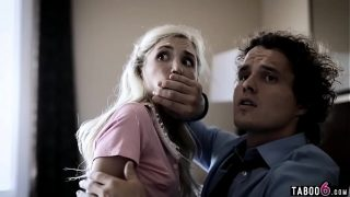 Young girl friend Piper Perri gangbanged by horny dealers